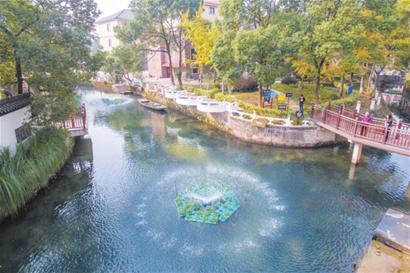 水生态添秀色
