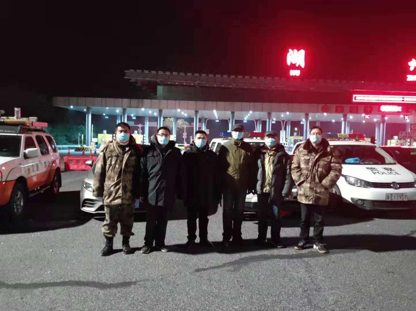 吴兴区退役军人事务局全力抗疫